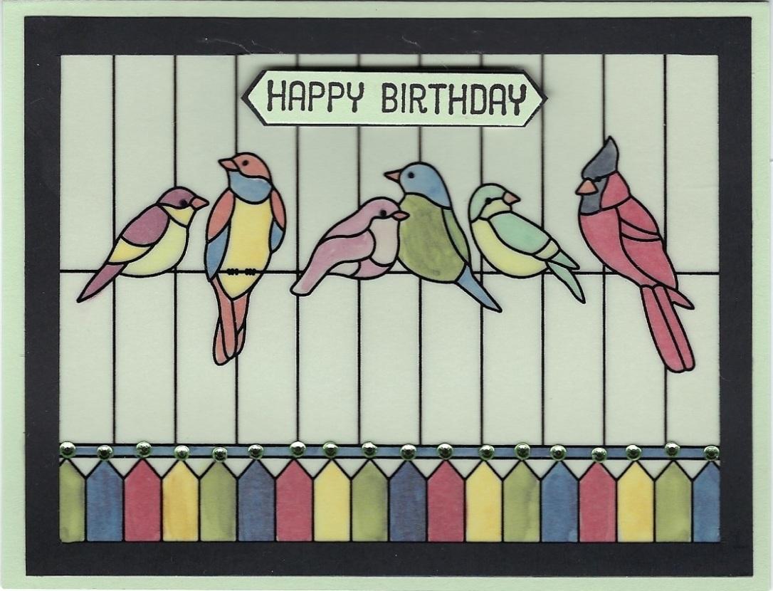 Birds & Candles
